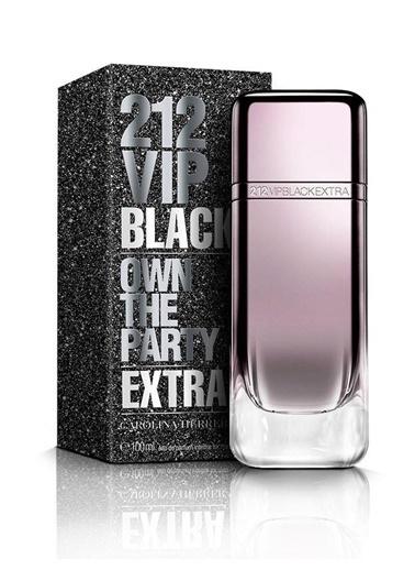 Carolina Herrera Carolina Herrera 212 VIP Black Extra EDP 100 ml Erkek Parfüm Renksiz